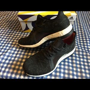 Women's Adidas Pureboost X Element Running Shoes